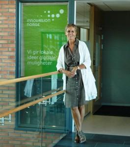 Helle I. Stabel og Nettverksbanken i Vestfold tilbyr oppstartshjelp for gründere i oppstartsfasen