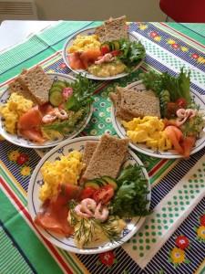 Mat - lunsj