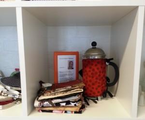 Deksel kaffekjele Anne