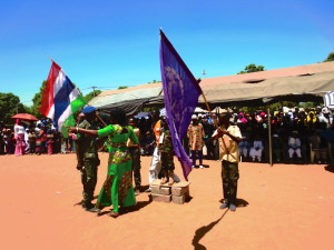 Independence day tha Gambia