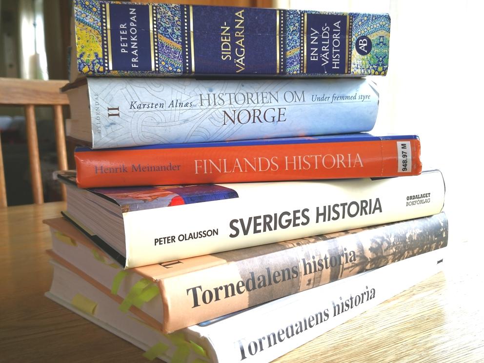 Historien om Tornedalen sett fra flere land