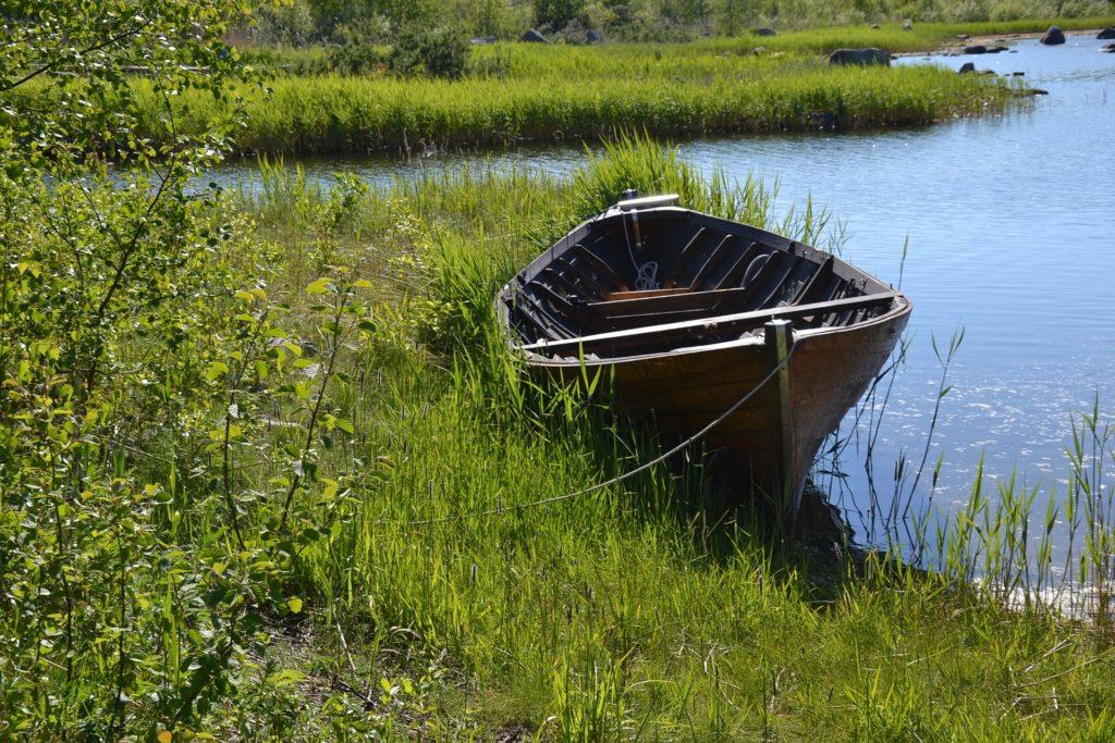 Vannveiene i Finland