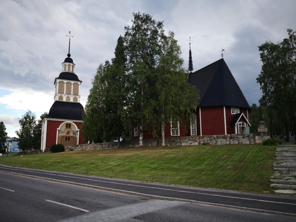 overtornea kirke